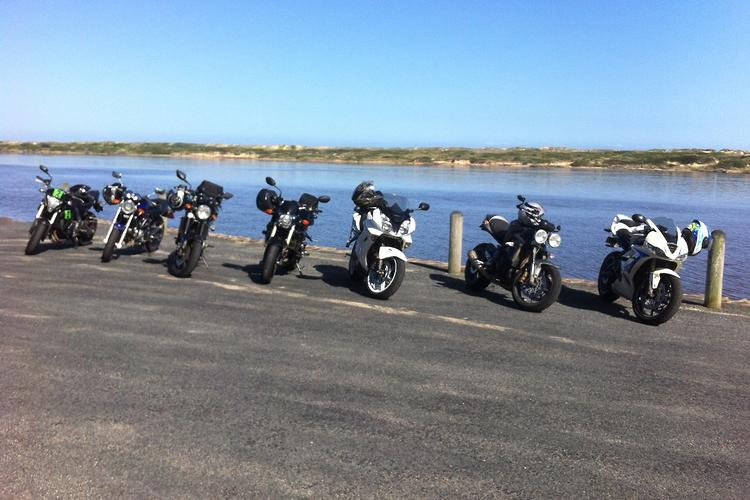 Touring Far East Gippsland on ya bike