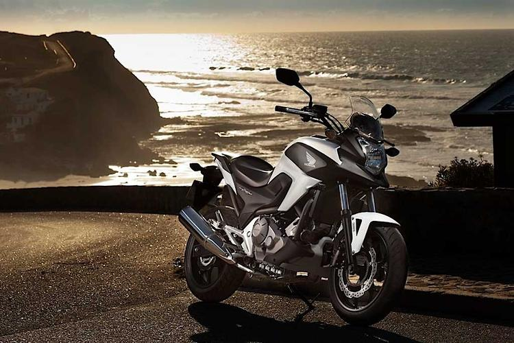 First ride: Honda NC700X