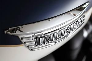 Triumph 125cc in the works?