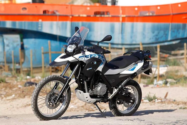 BMW G 650 GS Sertão: First ride