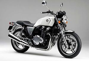 Honda CB1100F coming to Oz
