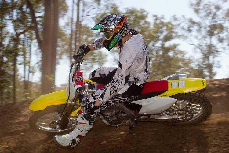 2012 Japanese 450cc motocross wrap
