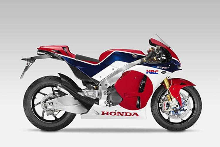 EICMA: Honda RC213V-S prototype