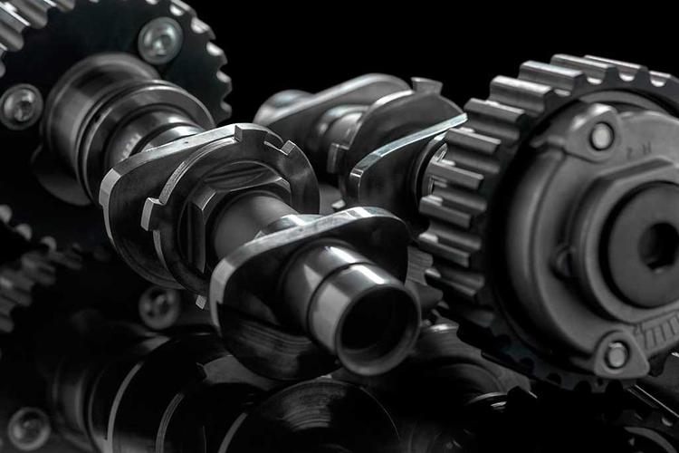 Desmodromic variable timing explained