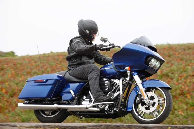 Launch: 2015 Harley-Davidson Road Glide Special