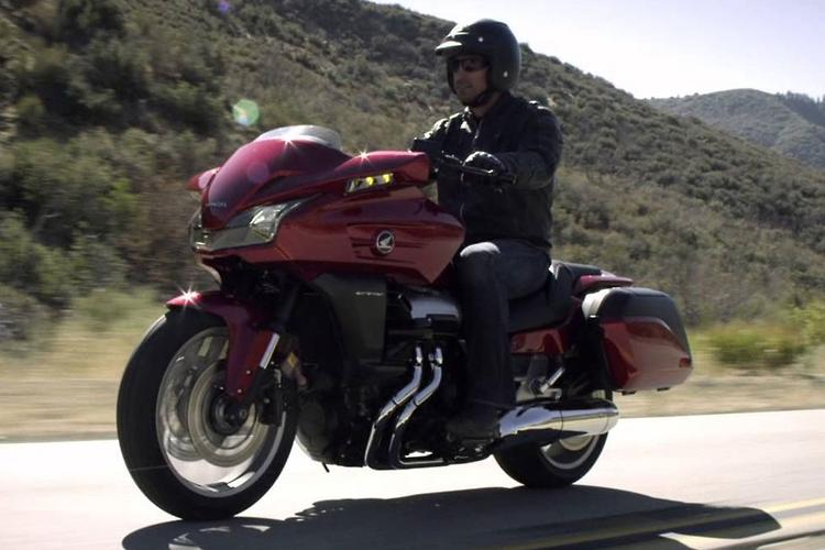 First ride: 2014 Honda CTX1300