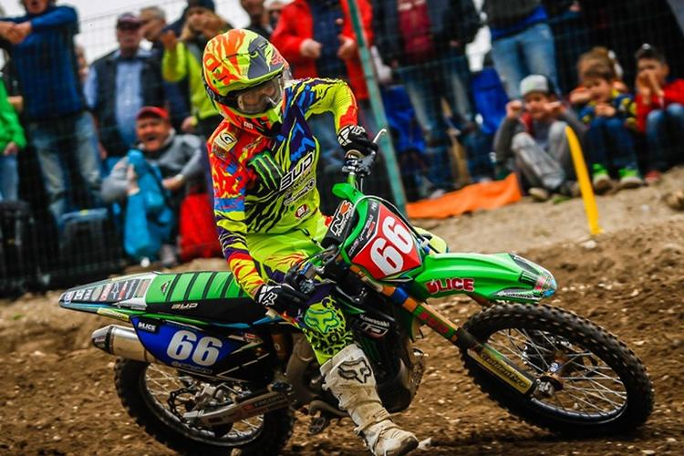 Rutledge finishes second in world MX