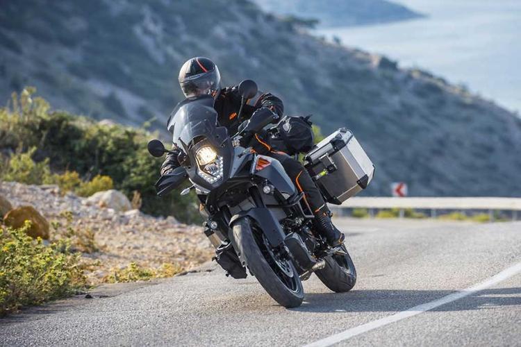 2015 KTM 1050 Adventure