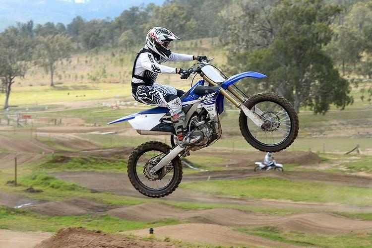 Launch: 2015 Yamaha YZ250F and YZ450F