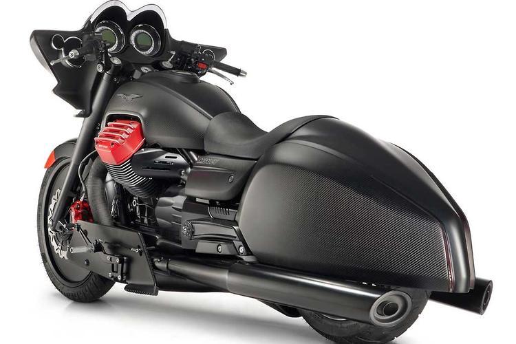 EICMA: Moto Guzzi MGX-21