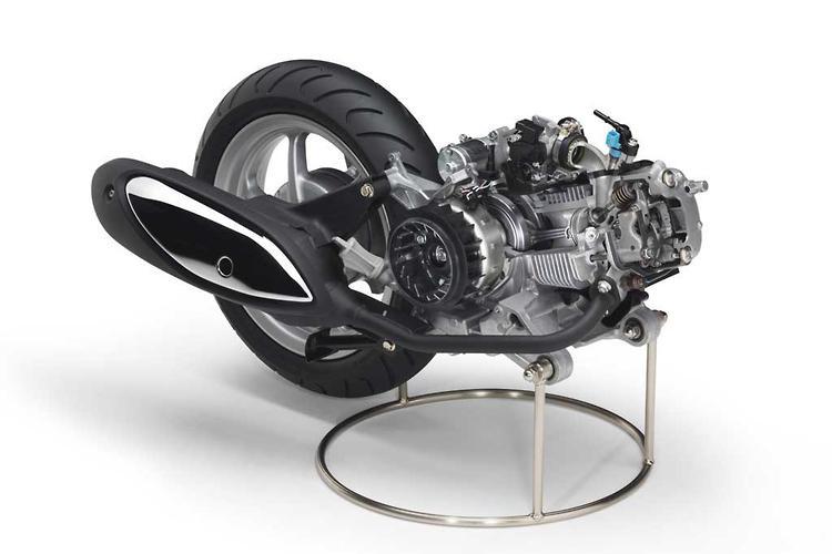 Yamaha's Blue Core concept