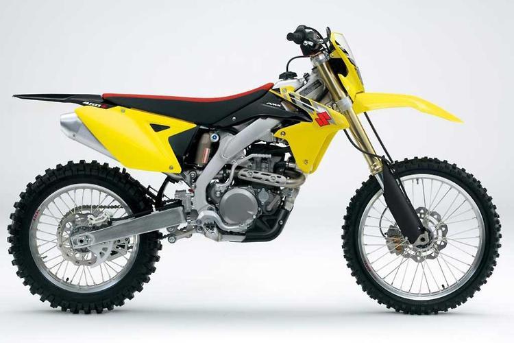 ADR-approved Suzuki RMX450Z
