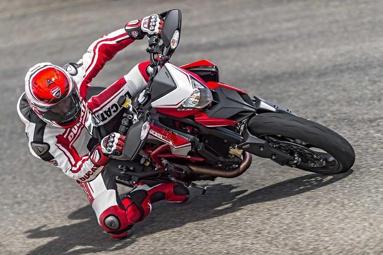 First ride: Ducati Hypermotard SP
