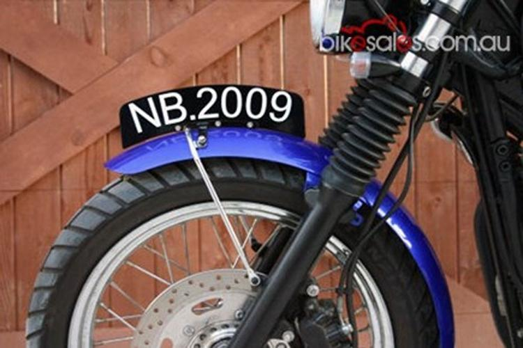 Numberplate nouse