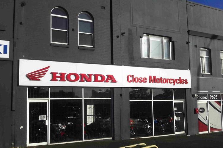 New Honda dealer in Sydney