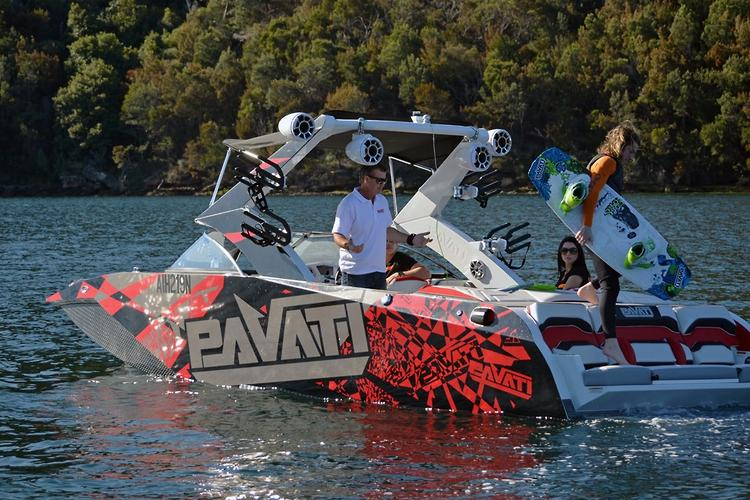 SYDNEY BOAT SHOW: Pavati AL-24 on show