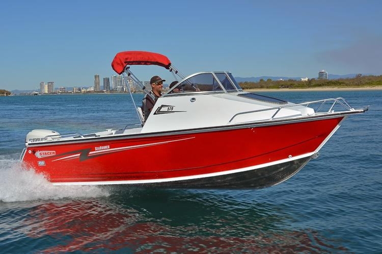 Stacer 579 Sea Runner