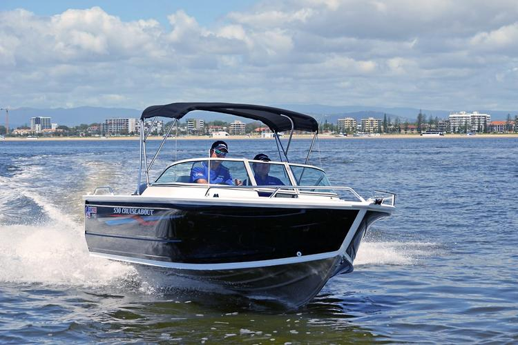 Quintrex 530 Cruiseabout: Review