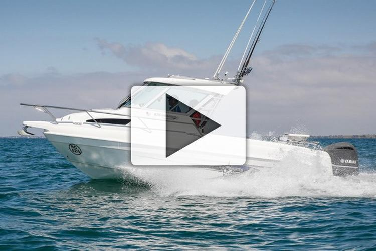 Haines Hunter 675 Offshore Enclosed 2014: Video Review