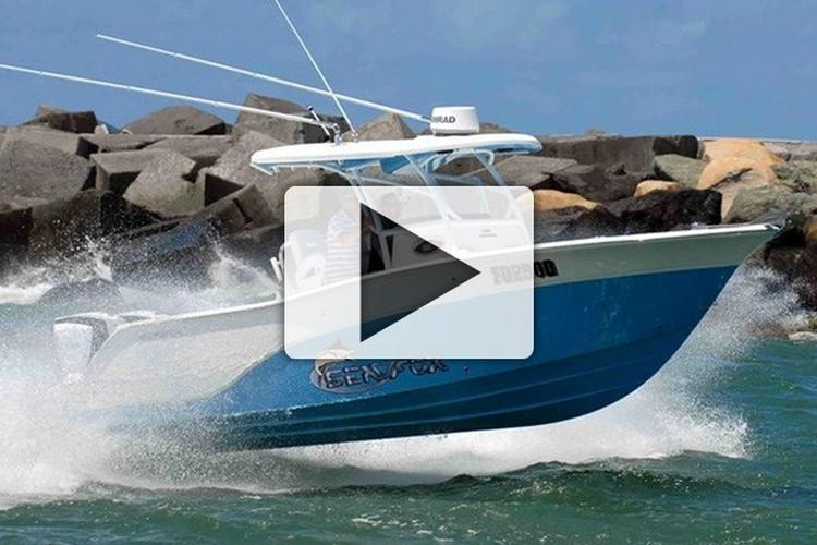 Sea Fox Commander 286: Video Review