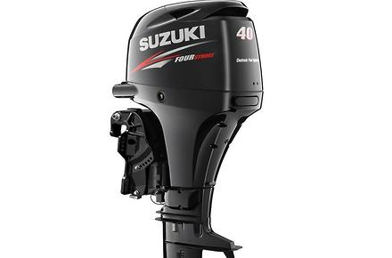 Suzuki launches new 40 50 hp outboards boat news review for Suzuki 40 hp outboard motor