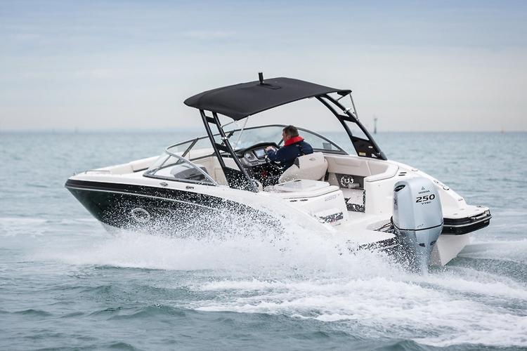 Chaparral 250 SunCoast: Review