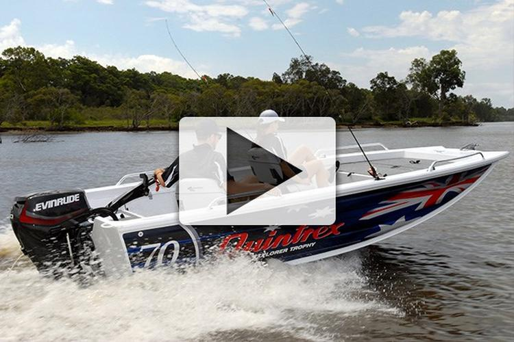 Quintrex 440F Explorer Trophy: Video Review