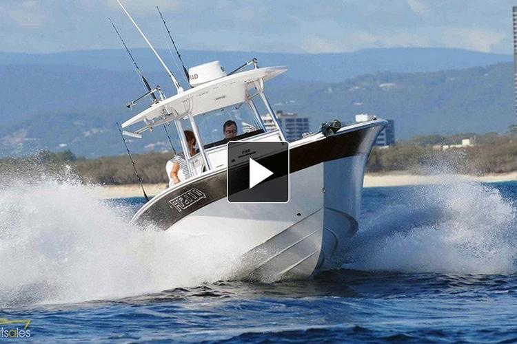 Sea Fox 286 Commander CC: Video Review
