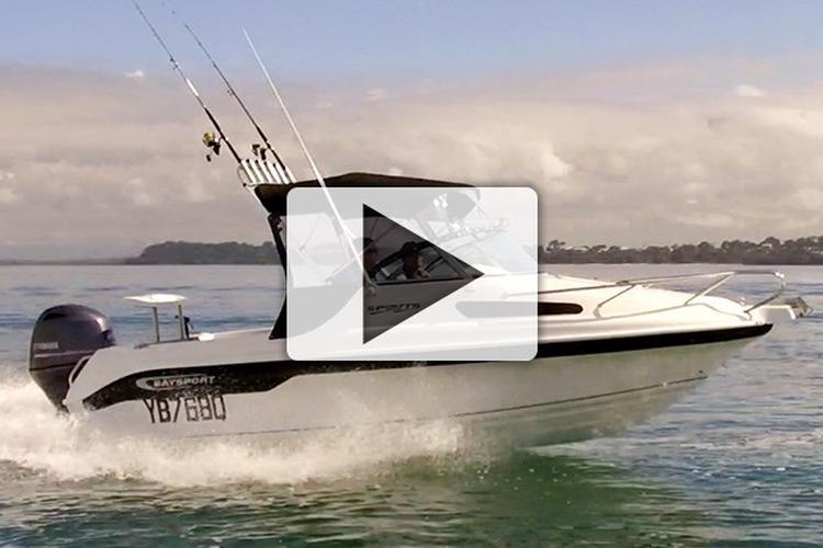 Baysport 585 Sport: Video Review