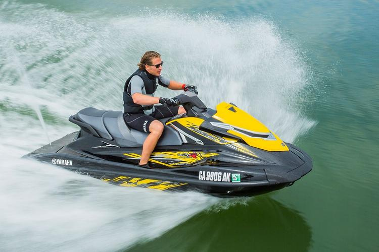 New Yamaha VXR WaveRunner