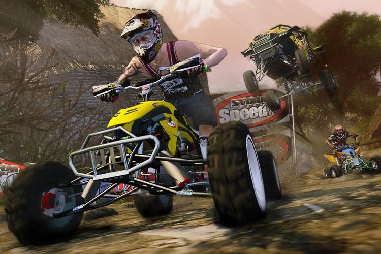 Mad Riders (Ubisoft/RUS/v1.0) Repack от R.G. World Games.