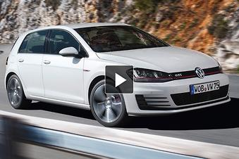 New Volkswagen Golf GTI: Video...