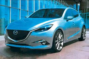 New Mazda3 here next year