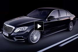 New Mercedes-Benz S-Class Official...