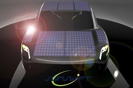 Solar challengers shape up