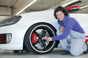 VW apprentices create 245kW...