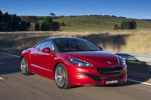 Peugeot RCZ 2013: Local Launch