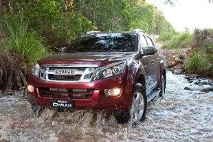 Isuzu D-MAX 2013: Road Test