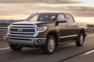 CHICAGO MOTOR SHOW: Toyota Tundra for Oz?