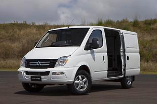 LDV V80 van range now on sale in Oz