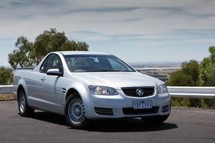 Holden Ute Omega LPG 2013: Road Test