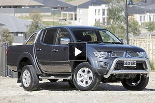 Mitsubishi Triton video review
