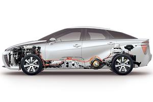 Toyota teams up with Mazda for fuel-cell vehicles