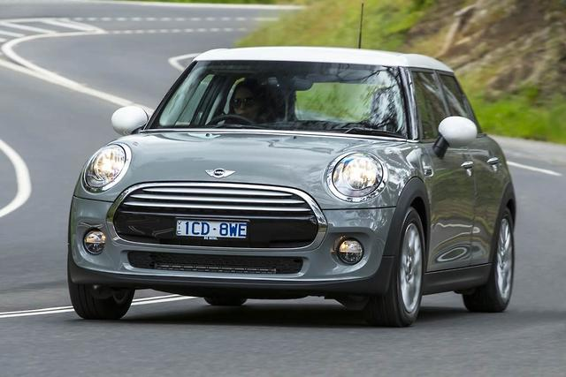 MINI headed for Aussie sales record