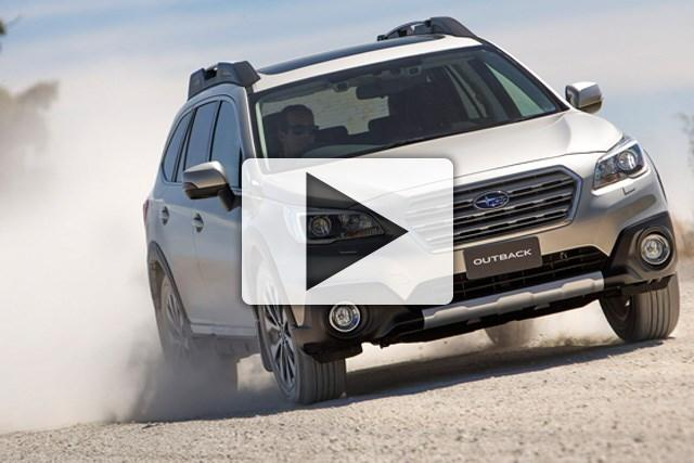 Subaru Outback 2015: Video Review
