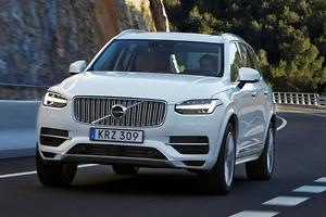 Volvo XC90 to be 'world's cleanest SUV'