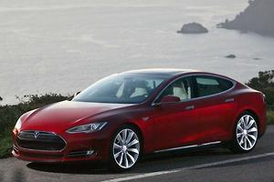 Tesla Model S priced from $96K