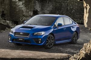 Subaru WRX arrives $1000 cheaper