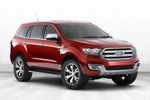 Ford announces Everest production in Thailand