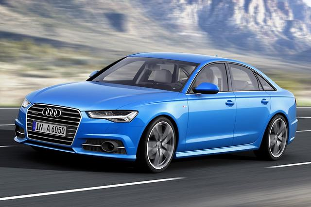 Audi A6 2015 Review